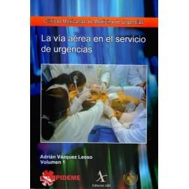 CMMU: La vía aérea en el servicio de urgencias Vol. 1 - Envío Gratuito