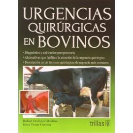 Urgencias quirúrgicas en bovinos - Envío Gratuito