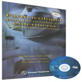 Farmacología para licenciados en enfermería CD