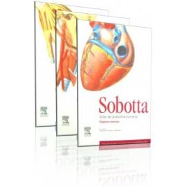 SOBOTTA. Atlas de anatomía humana 3 Volumenes