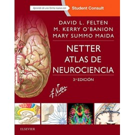 Netter. Atlas de neurociencia - Envío Gratuito