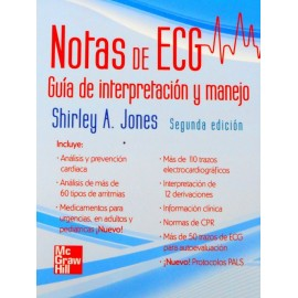 Notas de ECG - Envío Gratuito