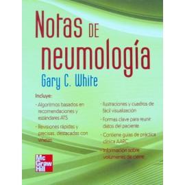 Notas de neumología - Envío Gratuito