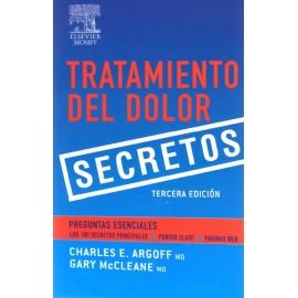 Secretos: Tratamiento del dolor