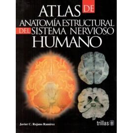 Atlas de anatomía estructural del sistema nervioso humano