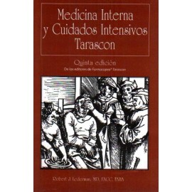 Medicina interna y cuidados intensivos Tarascon - Envío Gratuito