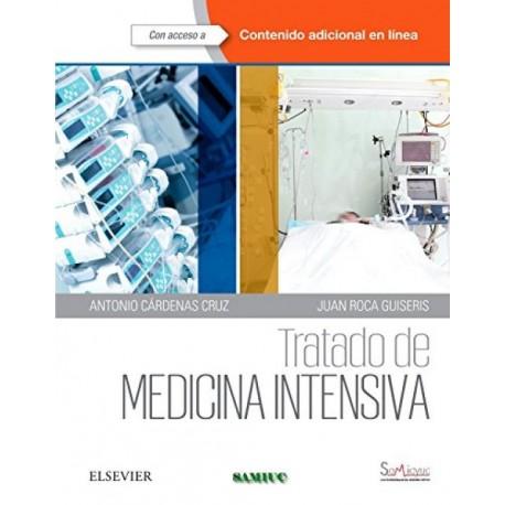 Tratado de medicina intensiva - Envío Gratuito