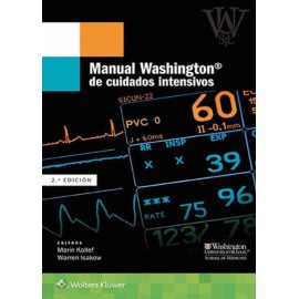 Manual Washington de Cuidados Intensivos - Envío Gratuito