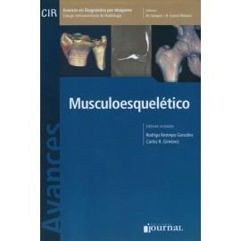 Avances en diagnóstico por imágenes: Musculoesquelético - Envío Gratuito