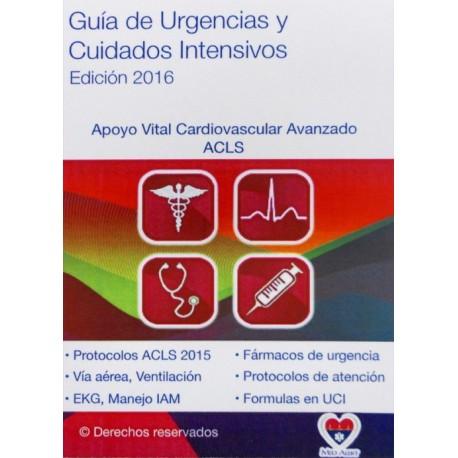 ACLS. Guía de urgencias y cuidados intensivos - Envío Gratuito
