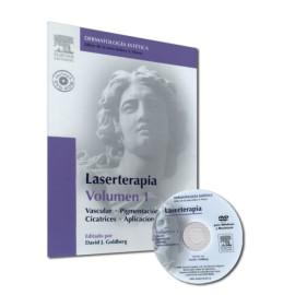 Laserterapia + DVD-Rom Serie dermatología estética Vol. 1 - Envío Gratuito