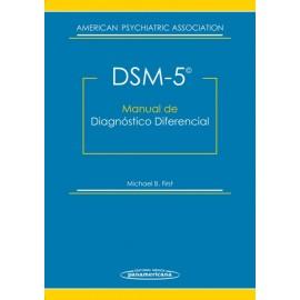 DSM-5. Manual de Diagnóstico Diferencial - Envío Gratuito