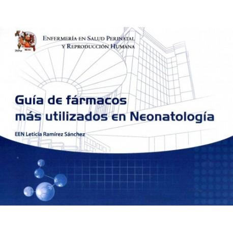 Enfermería en salud perinatal y reproducción humana: Guía de fármacos más utilizado en neonatologia - Envío Gratuito