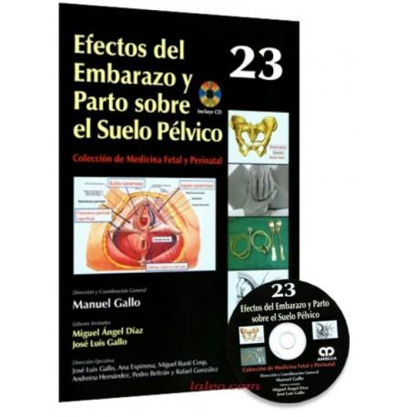 CMFP 23. Efectos del Embarazo y Parto sobre el Suelo Pélvico - Envío Gratuito