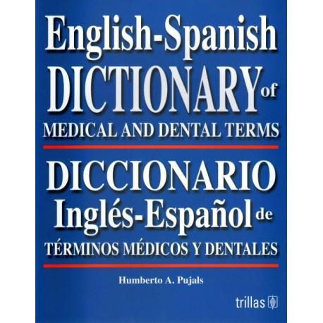 Diccionario Inglés-Español de Términos Médicos y Dentales - Envío Gratuito