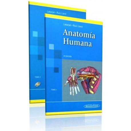 Anatomía Humana 2 Tomos - Envío Gratuito