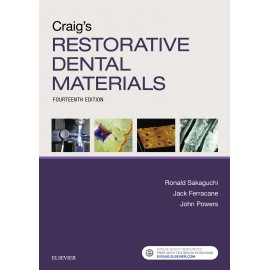 Craig's Restorative Dental Materials - E-Book (ebook)