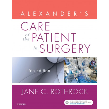 Alexander's Care of the Patient in Surgery - E-Book (ebook) - Envío Gratuito