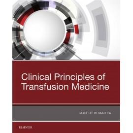 Clinical Principles of Transfusion Medicine (ebook)