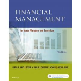Financial Management for Nurse Managers and Executives - E-Book (ebook)