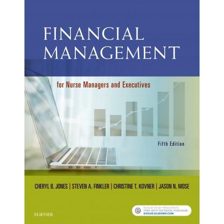 Financial Management for Nurse Managers and Executives - E-Book (ebook) - Envío Gratuito