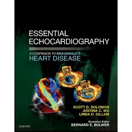 Essential Echocardiography: A Companion to Braunwald?s Heart Disease E-Book (ebook) - Envío Gratuito