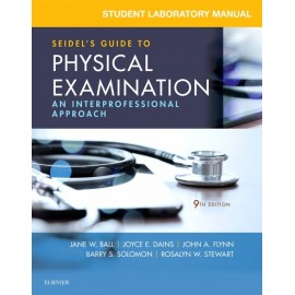 Student Laboratory Manual for Seidel's Guide to Physical Examination - E-Book (ebook)