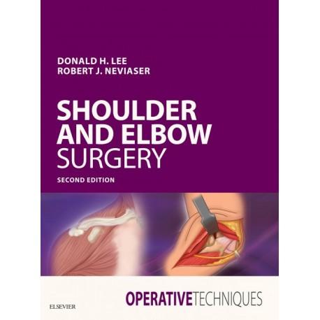 Operative Techniques: Shoulder and Elbow Surgery E-Book (ebook) - Envío Gratuito
