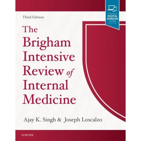 The Brigham Intensive Review of Internal Medicine E-Book (ebook) - Envío Gratuito