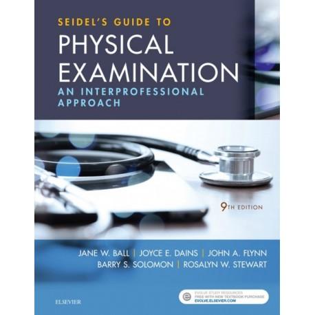 Seidel's Guide to Physical Examination - E-Book (ebook) - Envío Gratuito