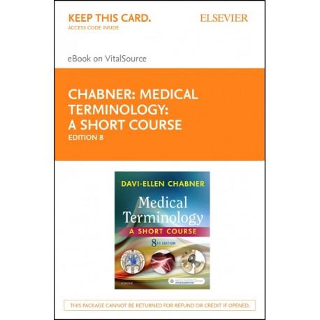 Medical Terminology: A Short Course - E-Book (ebook) - Envío Gratuito