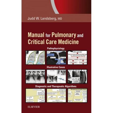 Manual for Pulmonary and Critical Care Medicine E-Book (ebook) - Envío Gratuito