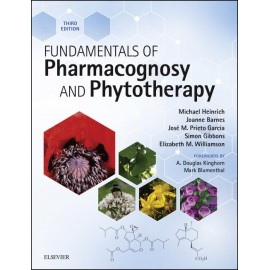 Fundamentals of Pharmacognosy and Phytotherapy E-Book (ebook)