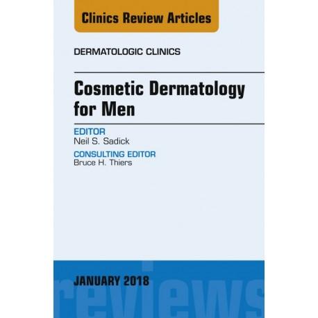 Cosmetic Dermatology for Men, An Issue of Dermatologic Clinics, E-Book (ebook) - Envío Gratuito