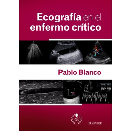 Ecografía en el enfermo crítico - Envío Gratuito
