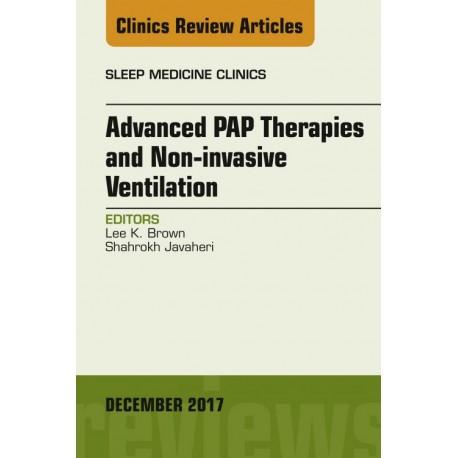 Advanced PAP Therapies and Non-invasive Ventilation, An Issue of Sleep Medicine Clinics, E-Book (ebook) - Envío Gratuito