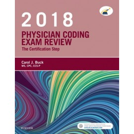Physician Coding Exam Review 2018 - E-Book (ebook)