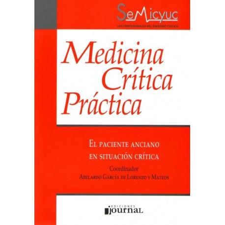 MCP. El paciente anciano en situación critica - Envío Gratuito