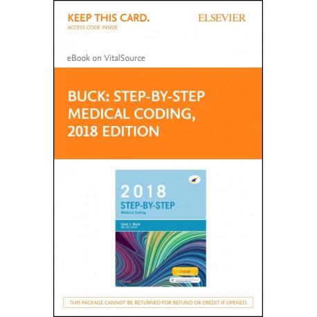 Step-by-Step Medical Coding, 2018 Edition - E-Book (ebook) - Envío Gratuito