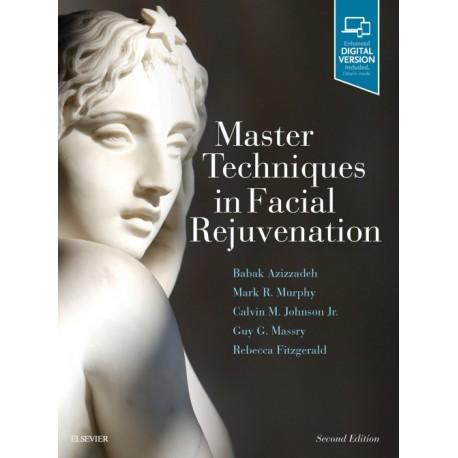 Master Techniques in Facial Rejuvenation E-Book (ebook) - Envío Gratuito