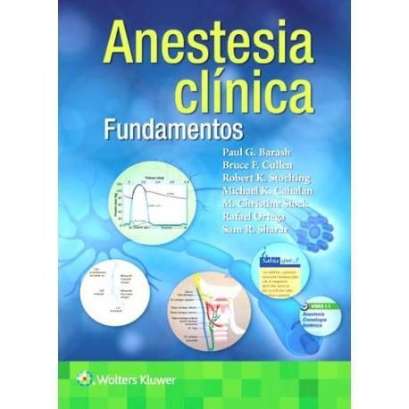 Barash. Anestesia clínica. Fundamentos - Envío Gratuito