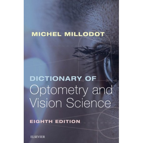 Dictionary of Optometry and Vision Science E-Book (ebook) - Envío Gratuito