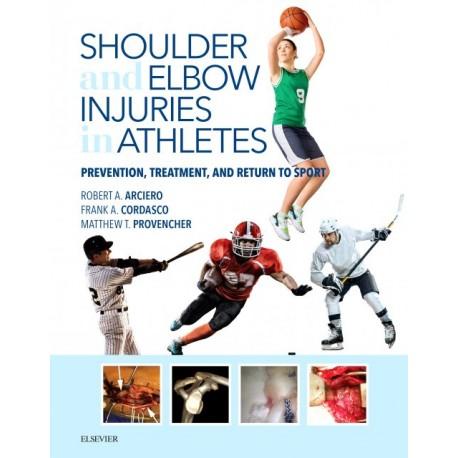 Shoulder and Elbow Injuries in Athletes (ebook) - Envío Gratuito