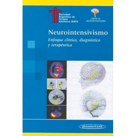 Neurointensivismo enfoque clínico, diagnóstico y terapéutica - Envío Gratuito