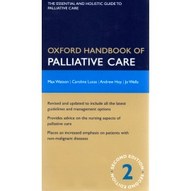 Oxford handbook of palliative car