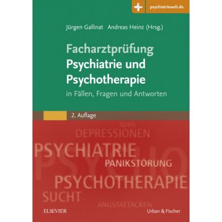 Facharztprüfung Psychiatrie und Psychotherapie (ebook) - Envío Gratuito