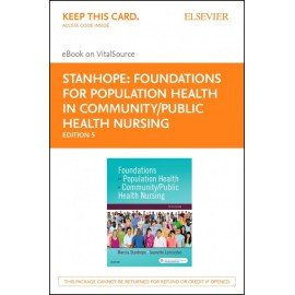 Foundations for Population Health in Community/Public Health Nursing - E-Book (ebook)