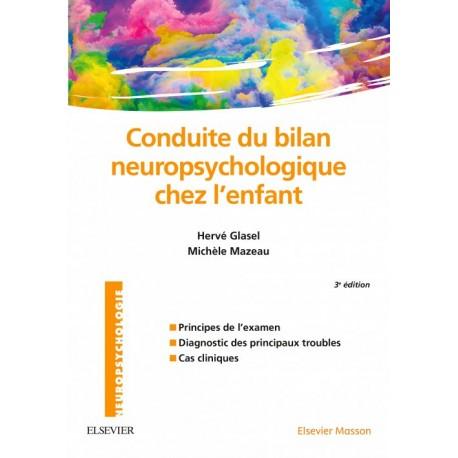 Conduite du bilan neuropsychologique chez l'enfant (ebook) - Envío Gratuito