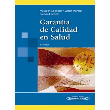 Garantía de calidad en salud - Envío Gratuito