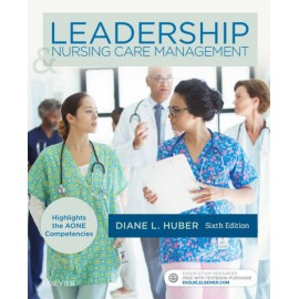 Leadership and Nursing Care Management - E-Book (ebook)